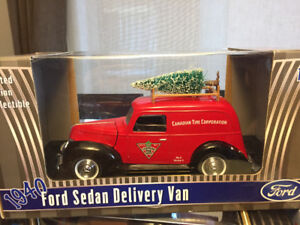 Ford sedan delivery van sapin Canadian tire diecast