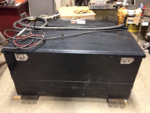 75 Gallon Fuel Tank with Pump