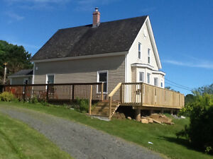 To Rent Newly renovated 3 bedroom house outside of Lunenburg