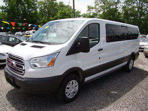 2015 Ford Transit 12 Passenger Wagon ***30 Vans In Stock***