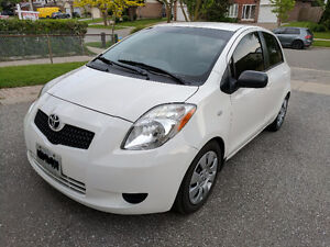 2008 Toyota Yaris Hatch - Low KMs, 1 Owner, Excellent Condition