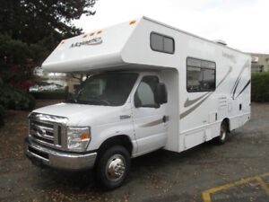 25 ft, class c, 2012 Thor Majestic 23A