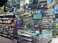 We buy and sell Nintedo 64,Nes,Super nintendo, games and console