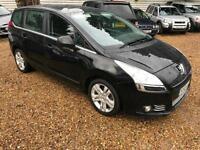 2012 Peugeot 5008 1.6 HDi FAP Active 5dr