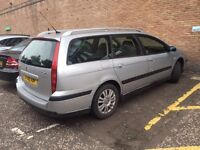 2006 CITROEN C5 1.6 HDI DIESEL ESTATE MOT 1 YEAR PX SWAP