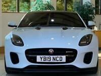 2019 Jaguar F-Type V6 R-DYNAMIC Auto Coupe Petrol Automatic
