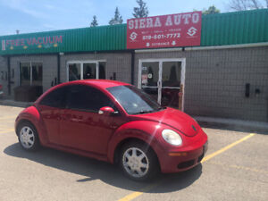 2008 Volkswagen New Beetle Trendline**AUTO**LEATHER**A/C COLD**