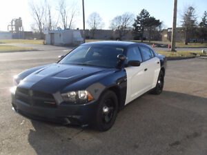 2013 Dodge Charger X-POLICE Sedan CERT. CAR PROOF CLEAN