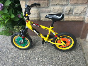 - Jeep FS - 14 inch Bike -