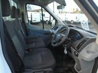 Ford Transit 2.2 Tdci 125Ps Heavy Duty Chassis Cab DIESEL MANUAL WHITE (2015)