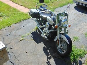 Great motorcycle for sale.
