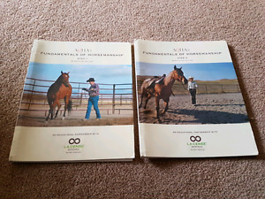 AQHA Fundamentals of Horsemenship  training manuals