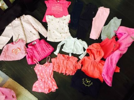 Gorgeous Baby Girl Bundle Excellent Condition Baby Clothing