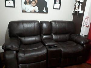 Lazy boy leather recliner power buttons