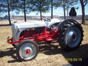 Tracteur Ford 1949