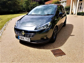 image for Vauxhall Corsa 2017 - 32k Low Miles