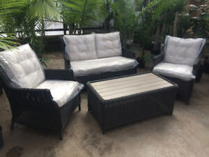Brand New Outdoor Patio Furniture Set - REDUCED PRICE