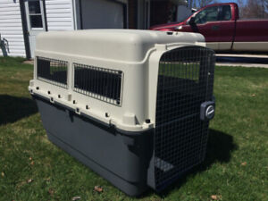 XXL Dog Crate Air Travel rated