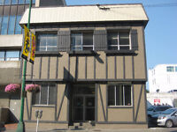 Prime Downtown Nanaimo Office Space