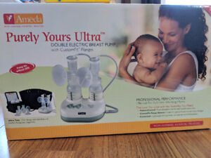 Breast pump- Ameda Purely Yours Ultra