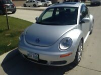 VW New Beetle TDI with Safety Private Sale Diesel