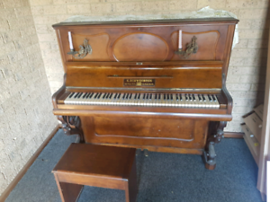 Piano for sale, G.Schwechten upright