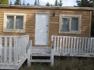 cabin on the old witless bay line.