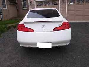2007 Infiniti G35 Coupe Coupe (2 door)