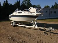 1989 Sunray 24Ft Boat- Must Sell Reduced From $8000!