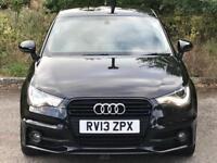 Audi A1 2.0 TDI Black Edition Sportback 5dr DIESEL MANUAL 2013/13