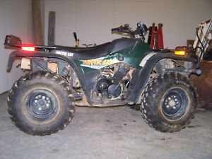 500 arctic cat four wheeler