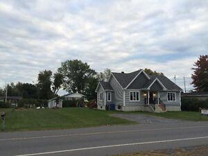Maison à vendre Sainte-Barbe Accés au lac