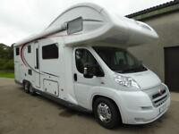 Burstner Argos 747 7 berth coachbuilt motorhome for sale Ref 13012 SALE AGREED