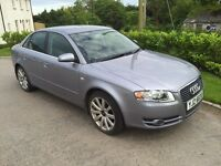 2005 Audi A4 2.0 SE with almost 12 month MOT