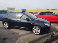 2012 12 SEAT IBIZA 1.4 SPORTRIDER 5D 85 BHP