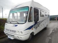 Concorde Charisma i770 Luxury A Class, Automatic, Rear Garage Motorhome For Sale