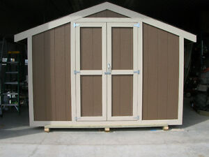 new 10' x 10' shed