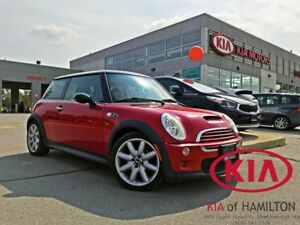 2005 MINI Cooper S | LEATHER | MANUAL | SUPER CLEAN