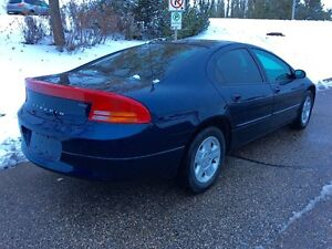 2003 Chrysler Intrepid, only 78,770 km with Remote Starter