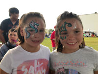 Face Painting by Terrie