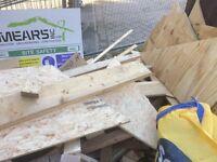 Free off cuts of wood