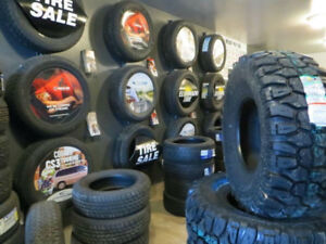 4 P195/65R15 NEW ALL SEASON TIRES $253.00 ALL 4 TAX IN