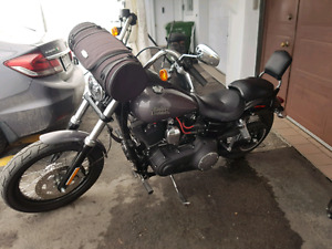 Harley Davidson in mint condition