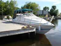 26 ft Boat with 2007 Trailer for Sale!