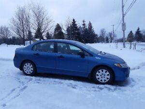 Honda Civic DX 2009 Manuel