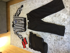 Hockey Referee Jersey Pants & Girdle