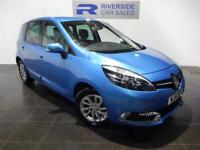 2014 14 RENAULT SCENIC 1.5 DYNAMIQUE TOMTOM DCI EDC 5D 110 BHP DIESEL