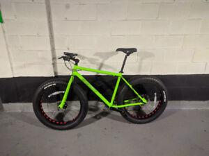 Gravity Bullseye Monster Fat Bike