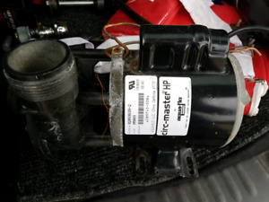 Aquaflo circ master hp hot tub pump