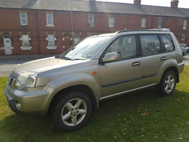 Nissan X-Trail 2.2Di Sport PX Swap Anything considered